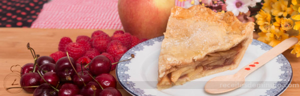 Torta de Maçã – Apple Pie