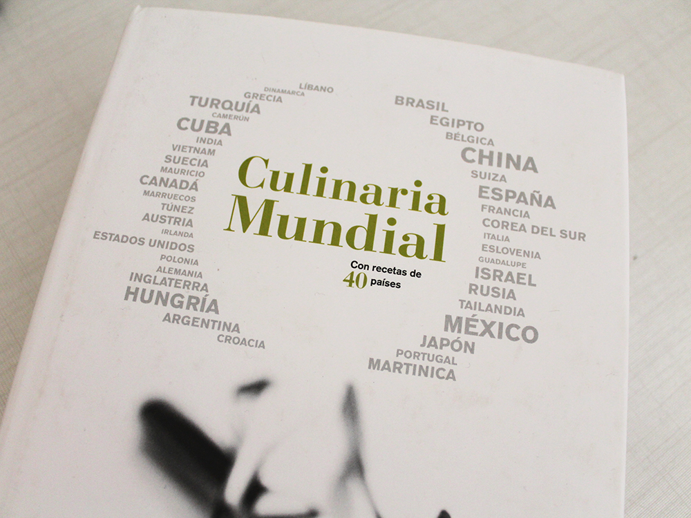 Na estante do Gordelícias: Culinaria Mundial