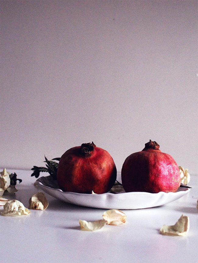 Favorite Pomegranate Recipes