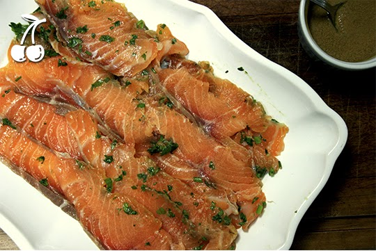 DESAFIO: Salmon Lox, by Gordon Ramsey